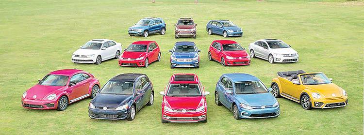 سلطه فولکس واگن بر خودروسازی جهان