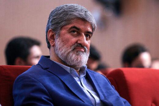 علی مطهری: لاریجانی باید وارد رقابت انتخابات شود