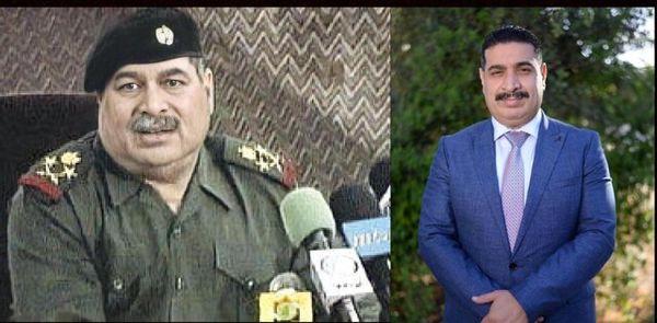 پیروزی پسر یکی از وزرای صدام در انتخابات عراق