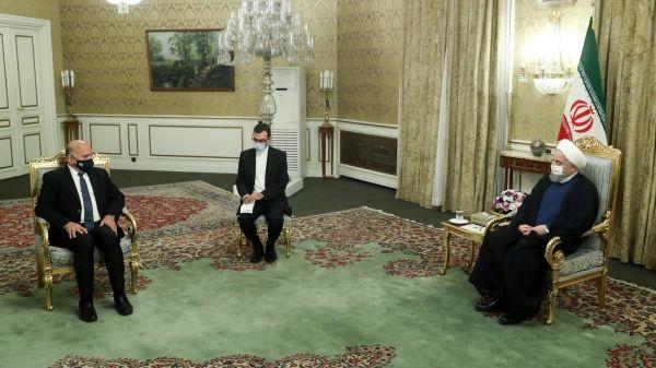 روحانی: حضور نیروهای مسلح آمریکایی را به ضرر امنیت و ثبات منطقه میدانیم