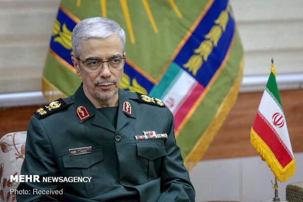 سرلشکر باقری: هیچ قدرتی قادر به غلبه بر سپاه نیست