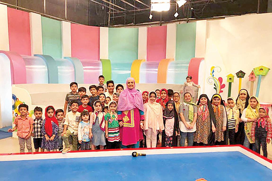 پخش زنده جشنواره کودک از شبکه 5