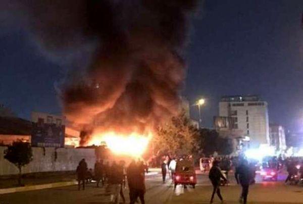 وقوع انفجار قوی در بغداد