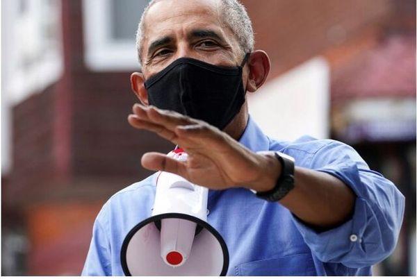 اوباما به ترامپ: یک مرد فلوریدایی چنین کارهایی نمی کند