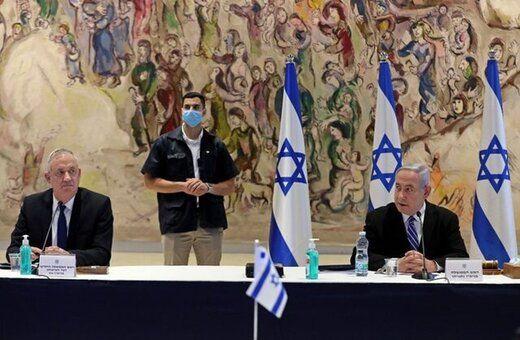 نتانیاهو و گانتس دوباره به اختلاف خوردند