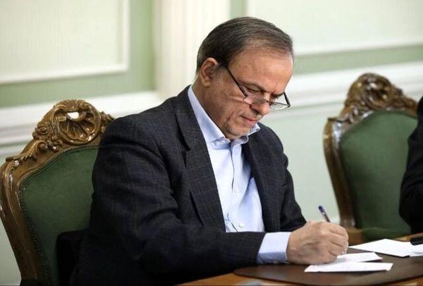 تاکید وزیر صمت بر تامین کالاهای اساسی و توجه به معیشت مردم