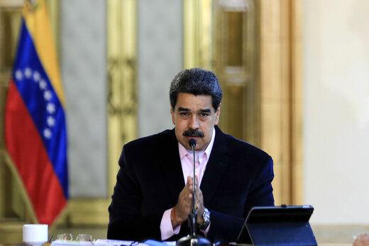 تاکید رییس جمهور ونزوئلا بر تداوم همکاری با ایران