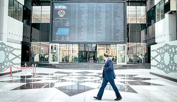 بورس در گرداب هیجان دلاری