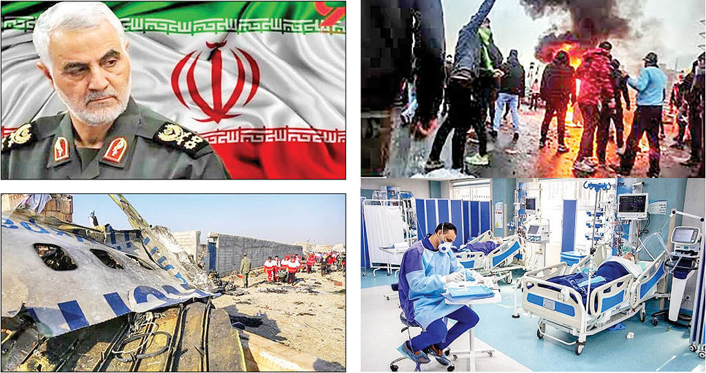 مهمترین رویدادهای سال 98 در ایران چه بود؟