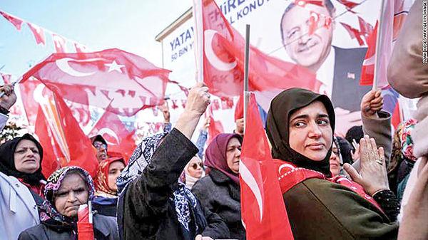 مرگ و زندگی اردوغان