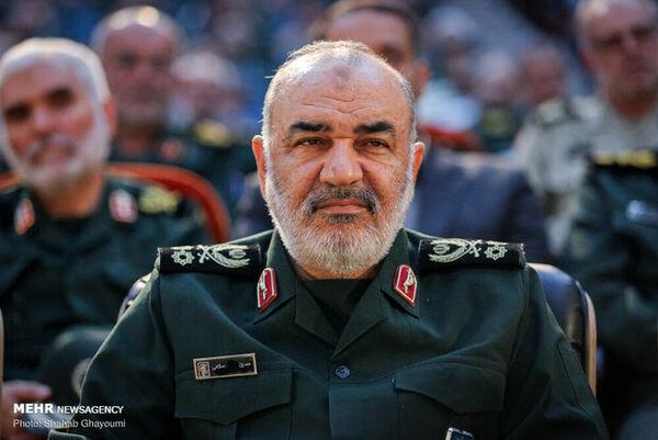 فرمانده کل سپاه: با هر گونه تهدید مرزی برخورد قاطع خواهیم داشت