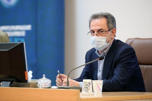 واکسیناسیون افراد بالای18 سال در تهران