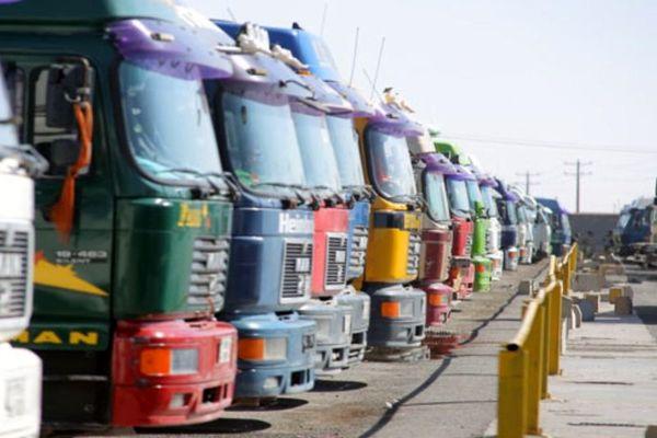توقف تجارت ایران و افغانستان در برخی مرزها
