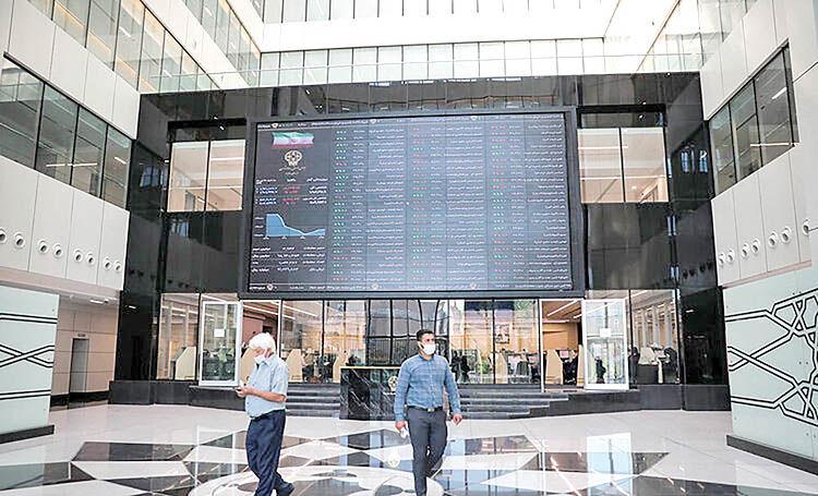 سقوط 142 کانالی بورس در سه روز