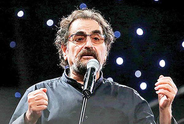 «آرش کمانگیر» شهرام ناظری در راه انتشار