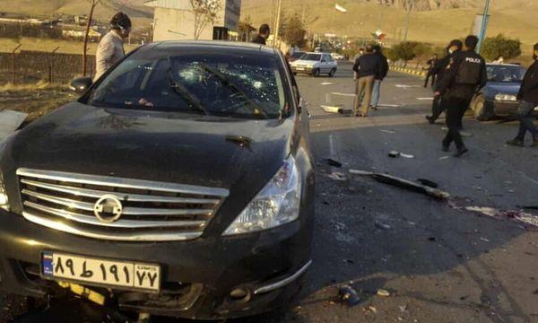 جزئیات تازه از صحنه ترور شهید محسن فخریزاده
