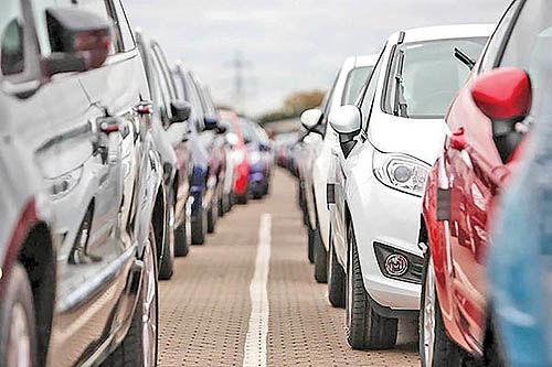 افت 50 درصدی فروش خودرو در اروپا