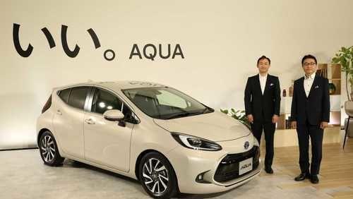 آکوا 2022؛ خودروی جدید و ارزان قیمت ژاپنی+ تصاویر
