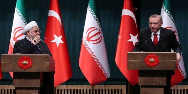 رقابتی که ترکیه با ایران در منطقه دارد