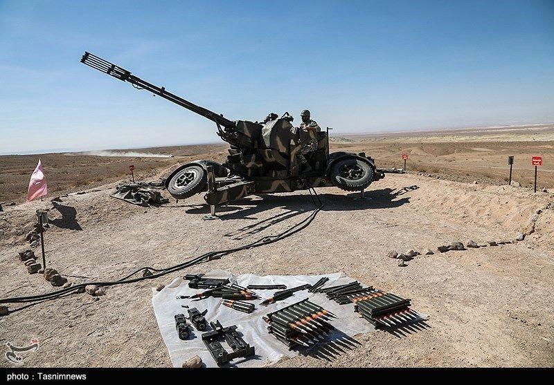 اولین تصاویر از رزمایش پدافند هوایی مدافعان ولایت 1400