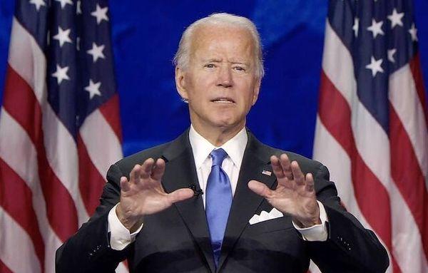 نخستین سخنرانی بایدن به عنوان رئیس جمهور آمریکا
