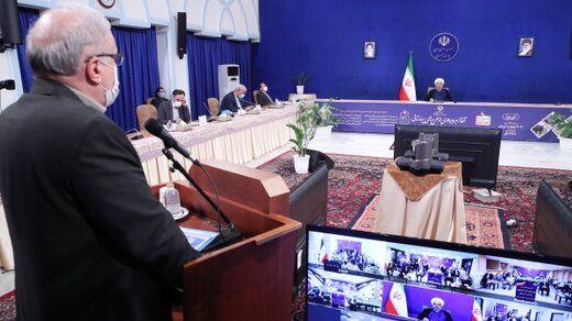 روحانی بیمارستان های جدید در 5استان کشور افتتاح کرد