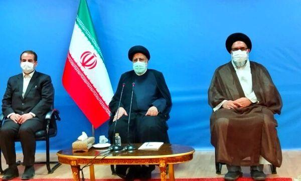 عزیمت رئیس جمهور به تهران