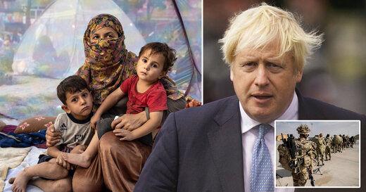 حمله لفظی وزیر دفاع انگلیس به آمریکا
