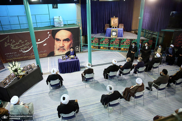 سخنرانی سید محمد خاتمی در چهلمین روز درگذشت علامه حکیمی