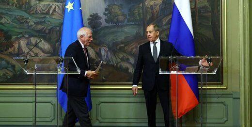 پاسخ کنایهآمیز روسیه به اتحادیه اروپا