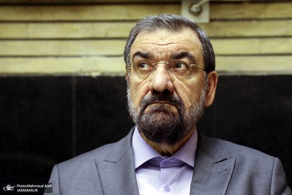 واکنش متفاوت محسن رضایی به پایان کار ترامپ