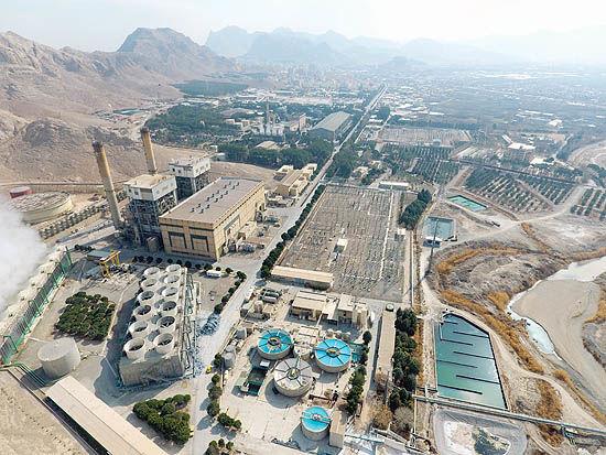 نیروگاه اصفهان همچنان پایدار و استوار
