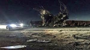 خودروی سپاه هدف حمله قرار گرفت