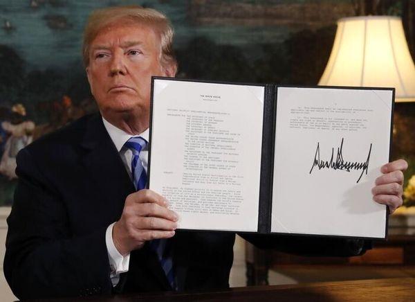 عبرتی که بایدن باید از دوران ترامپ بگیرد
