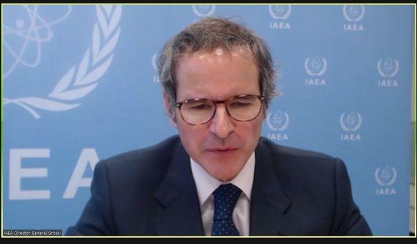 گروسی: تفاهم با ایران محدود است
