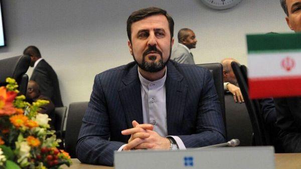 غریب آبادی: سطح غنیسازی ایران به ۵۵.۳ درصد رسید