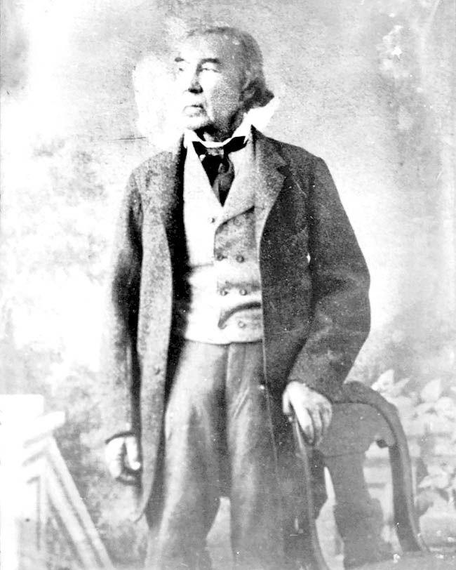 خوزه آنتونیو ناوارو  انقلابی و بازرگان تگزاسی