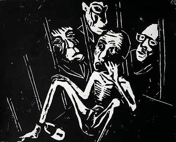 انتشار آنلاین نقاشیهای کافکا