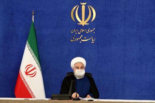 روحانی: برای انتخابات به دنبال تخریب نرویم