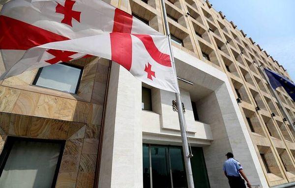 درگیری در ساختمان پارلمان!