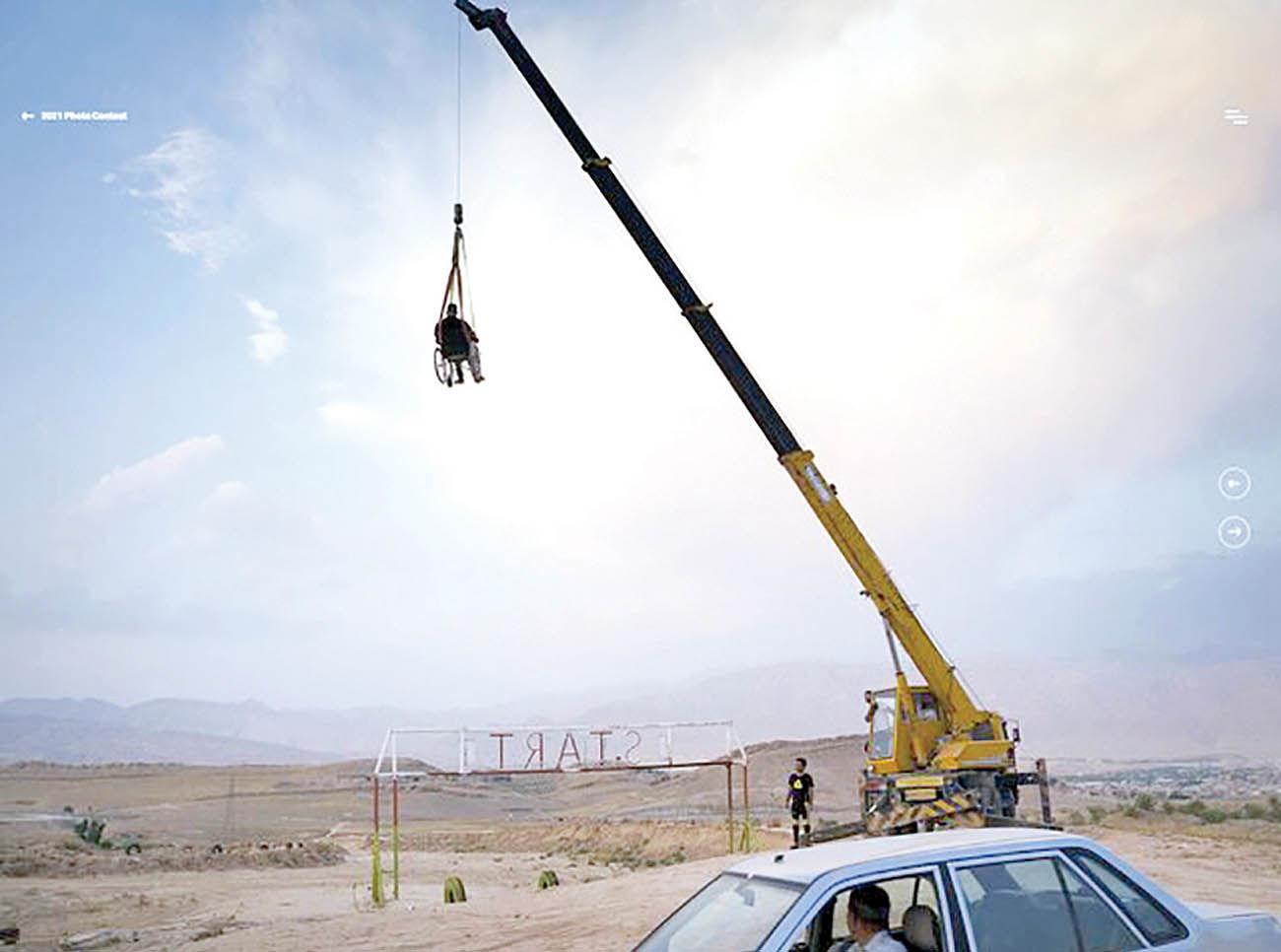 دو عکاس ایرانی برنده نهایی ورلدپرس 2021