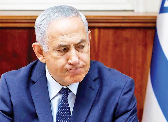 نتانیاهو بر لبه پرتگاه