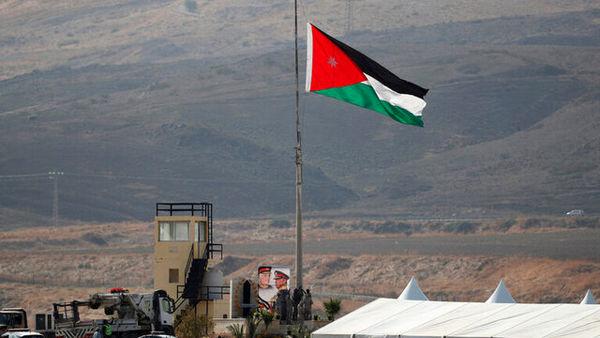 درگیری مسلحانه گشتی امنیتی اردن و رژیم صهیونیستی