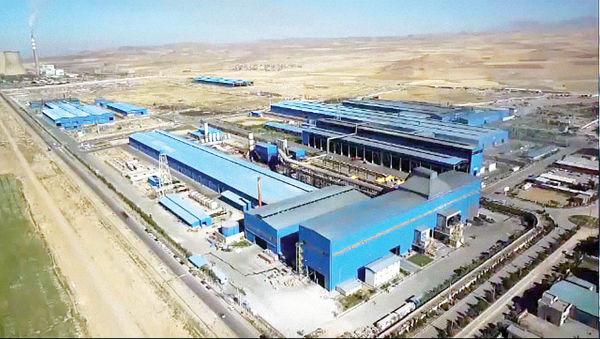 مجتمع فولاد صنعت بناب در مسیر تکمیل زنجیره تولید