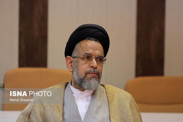 حضور مجدد وزیر اطلاعات در وزارت کشور