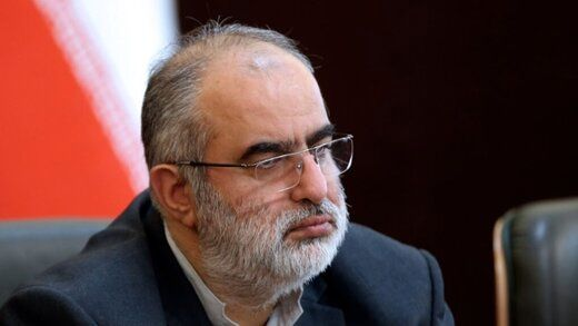 کنایه حسام الدین آشنا به رئیسی