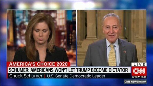 واکنش سناتور آمریکایی به موضع ترامپ درباره انتقال قدرت