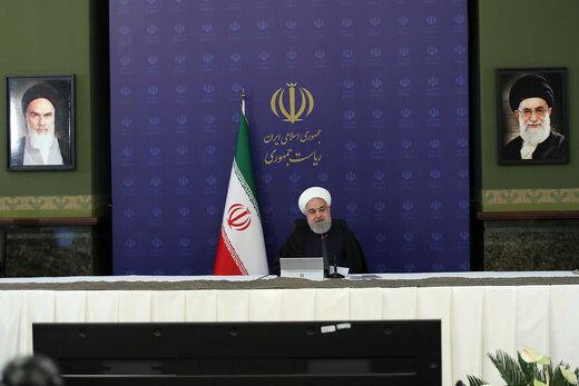 روحانی: فعالیت کسب و کارهای کم ریسک در تهران از شنبه آغاز میشود /اگر شرایط در ماه رمضان هم اینگونه باشد، اجتماعاتی نخواهیم داشت