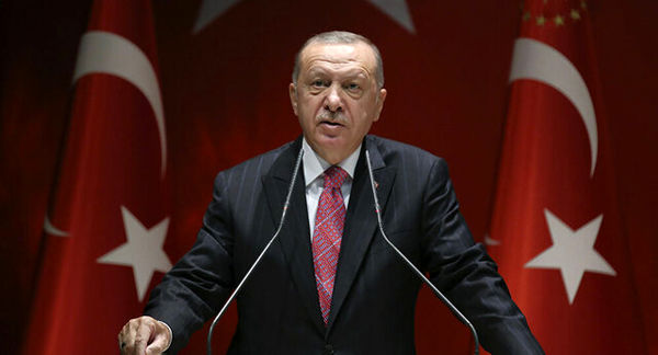 واکنش اردوغان به اقدامات اروپا علیه ترکیه