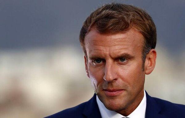 سفر مکرون به ژنو لغو شد